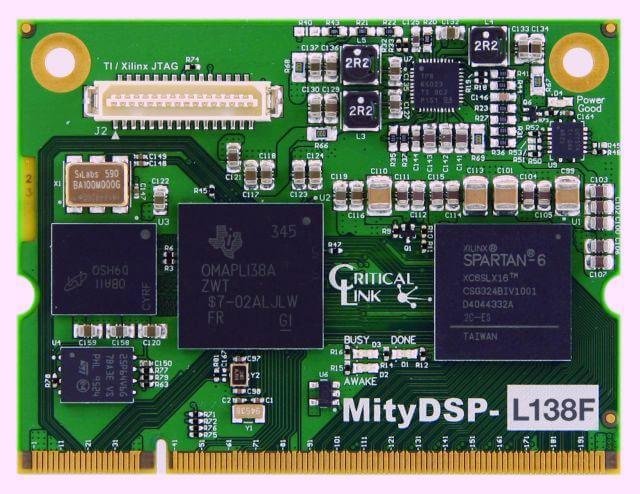 OMAP L138 with FPGA Module