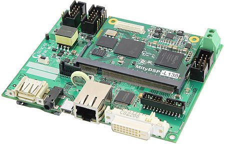 Critical Link L138 module development kit