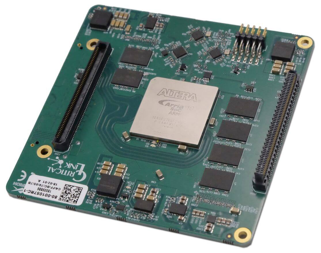 MitySOM A10S Arria 10 SoC System-on-Module